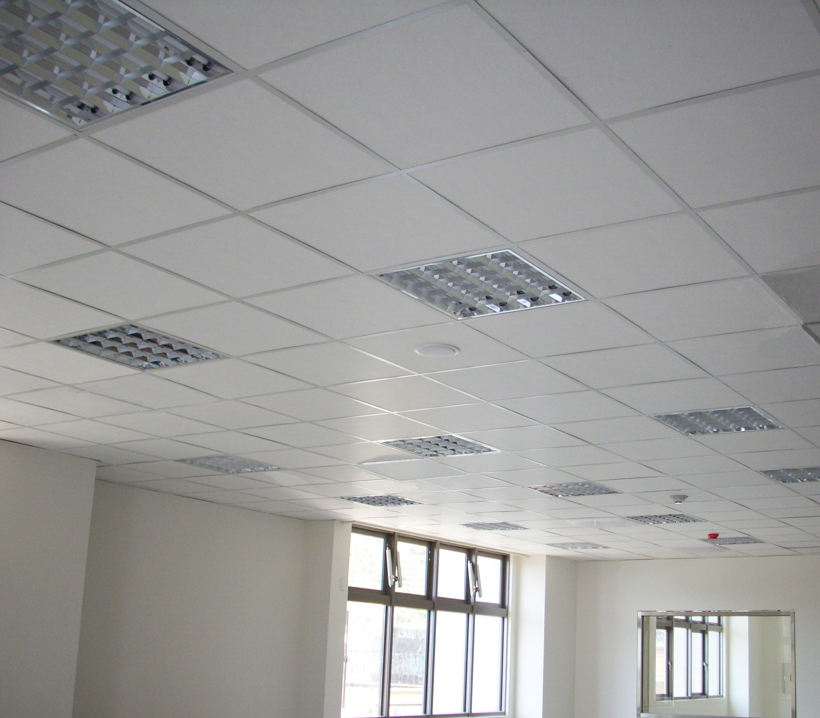 T24 3325 Suspended Ceiling Grid Long Range Suspended
