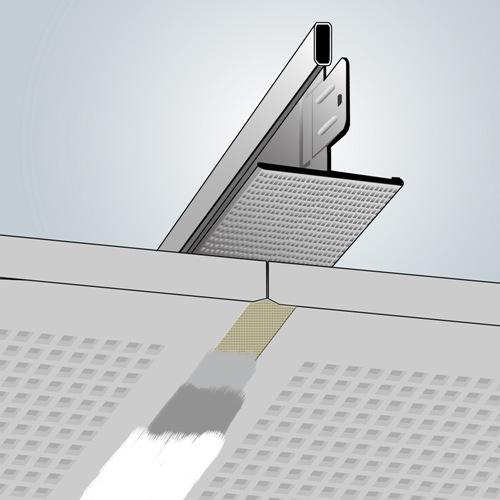 T40 Wf 3838 Long Range Suspended Ceiling Grid